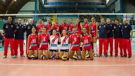 Preolímpico Río 2016 de Vóley: Perú ganó 'Clásico del Pacífico' a Chile