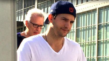 Ashton Kutcher: afirman que le es infiel a Mila Kunis con masajista
