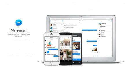 Facebook Messenger ya tiene más de 800 millones de usuarios
