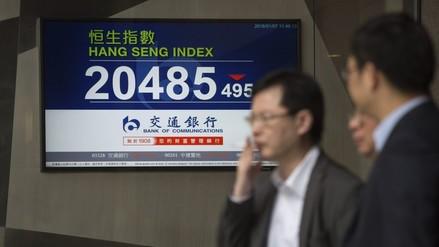 Las bolsas chinas vivieron la jornada más breve de su historia