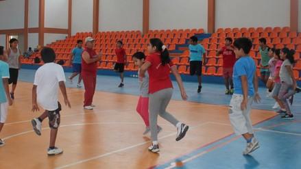 Universidad Nacional de Piura inicia ciclo de vacaciones deportivas