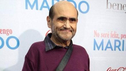 Edgar Vivar habló sobre noticia de su falsa muerte