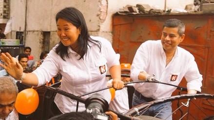 Luis Galarreta se suma a la campaña de Keiko Fujimori