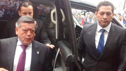 El lunes se sabrá si inician juicio oral a Cesar Acuña por pago de subvención