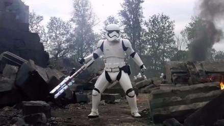 Star Wars: Revelan identidad del stormtrooper que luchó contra Finn