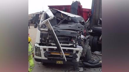 Ancón: accidente en Serpentín de Pasamayo