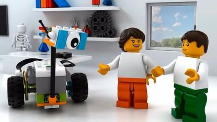 CES 2016: Lego presenta su kit de robótica WeDo 2.0
