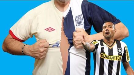 Facebook: los jugadores infieles del fútbol peruano (FOTOS)