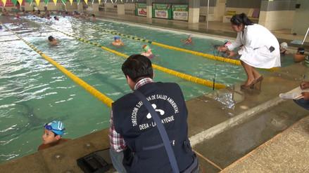 Desa recomienda al público acudir solo a piscinas saludables