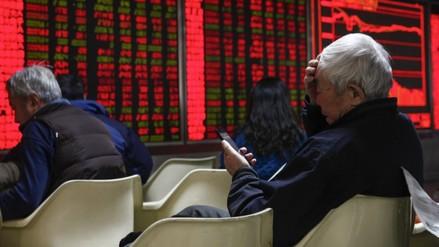 Bolsas chinas se estabilizan y Shanghái cierra con ganancias