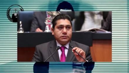 México: Anonymous acusa a candidato de obligar a joven a abortar