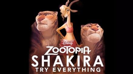 Shakira: lanza tema de película