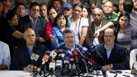 Venezuela: oposición dice que desconocer al Parlamento sería fujimorazo