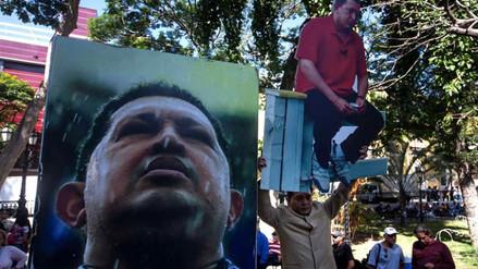 Chavismo no acepta perdón de oposición por retiro de imágenes