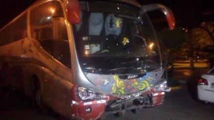 GPS revela que bus de Corazón Serrano iba a excesiva velocidad