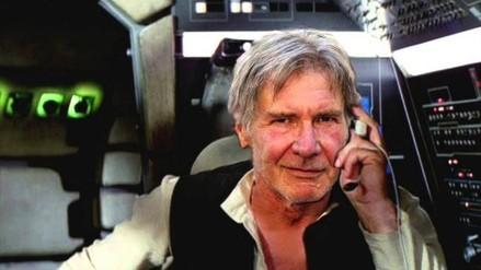 Star Wars: Harrison Ford es el actor con CV más taquillero de la historia