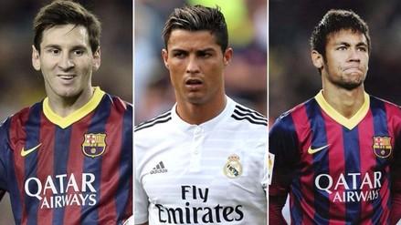 Balón de Oro 2015: el perfil que debería cumplir Messi, Ronaldo o Neymar