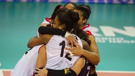 Perú perdió por 3-0 contra Argentina y no clasificó a Río 2016 en vóley