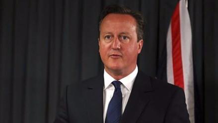 Cameron: la salida del Reino Unido de la UE
