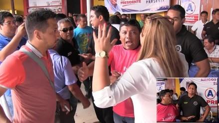 Prensa piurana fue atacada por seguridad de APP