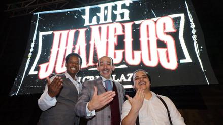 Los Juanelos estrenan su versión 'criollaza' de Star Wars
