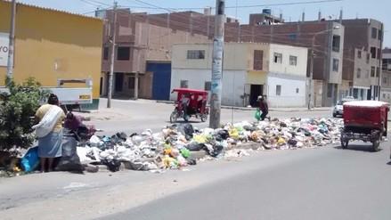 Multarán a pobladores que arrojen basura en distrito de José Leonardo Ortiz