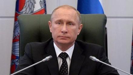 Putin: Sanciones de la UE solo buscan reprimir geopolíticamente a Rusia