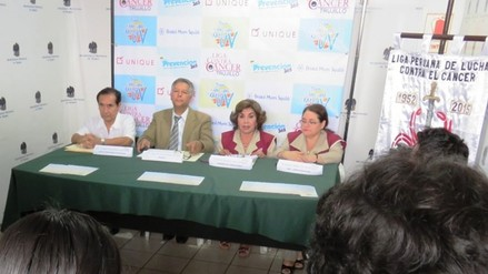 Trujillo: incrementan casos de cáncer en La Libertad