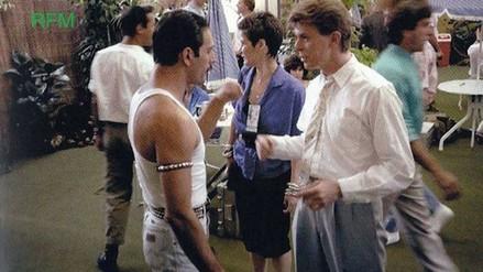 David Bowie: escucha Under Pressure a capella con Freddie Mercury
