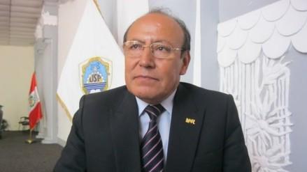 Declaran infundado prisión contra rector de Universidad San Pedro
