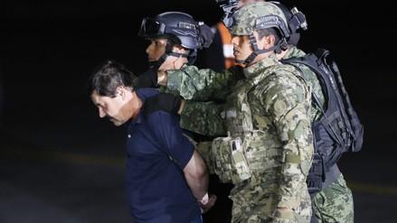 México: Presidencia en silencio por entrevista de Sean Penn a El Chapo
