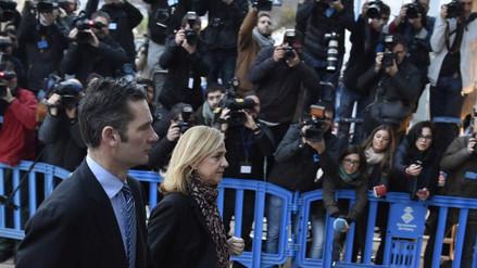 La hermana y el cuñado del rey de España, en juicio por corrupción