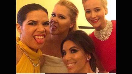 Globos de Oro: los selfies que dejó la premiación