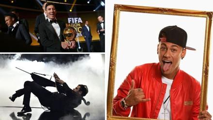 Balón de Oro 2015: las fotos más curiosas de la ceremonia de la FIFA (FOTOS)