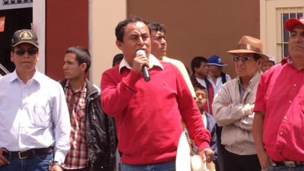 Buscan subsanar observaciones planteadas por el JEE a candidatura de Gregorio Santos