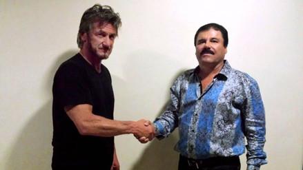 Twitter: debaten sobre si la entrevista de Sean Penn a El Chapo es periodismo o no
