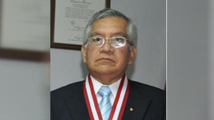 Vicerrector asume rectorado de Universidad San Luis Gonzaga de Ica