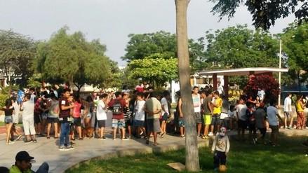 Trujillo: Fiscalía inspecciona parques para prevenir carnavales