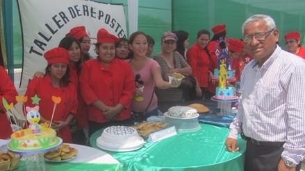 Incentivan a madres a formar microempresas en La Victoria