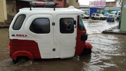 Concepción: fuertes precipitaciones afectan viviendas y cultivos