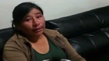 Esta tarde excarcelarán a madre acusada de secuestro de bebé