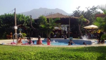 Laredo: inspeccionan piscinas de locales campestres
