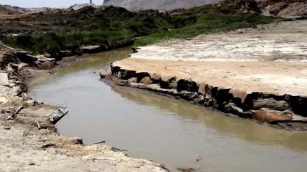 Ascope: OEFA ordena a empresa Trupal detener arrojo de desechos al mar