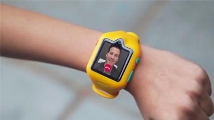 DokiWatch, un reloj para que los niños realicen videollamadas