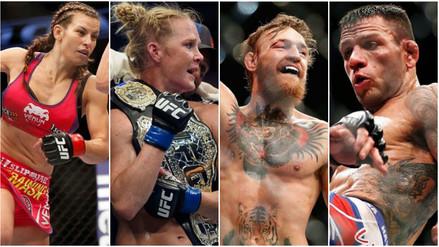 UFC 197: Holly Holm vs. Miesha Tate y Conor McGregor vs. Rafael Dos Anjos (FOTOS)