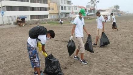 Paita: jóvenes voluntarios limpiarán playas Yacila y Colán