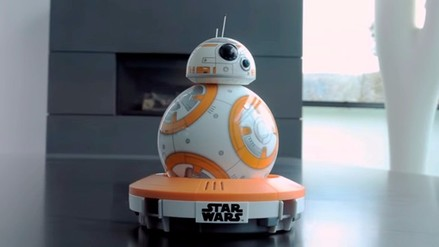 Star Wars: Controla tu BB-8 utilizando la fuerza a través de una pulsera