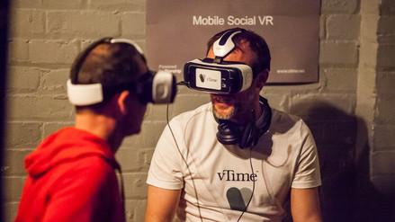 VTime, la red social de realidad virtual que quiere competir con Facebook