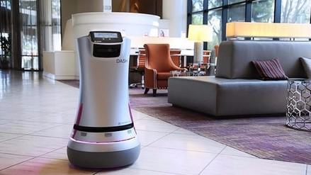 Intel invierte en una empresa que desarrolla robots para hoteles