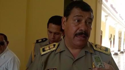 General PNP Nabor Ortiz anuncia cambios en comisarías y unidades especiales